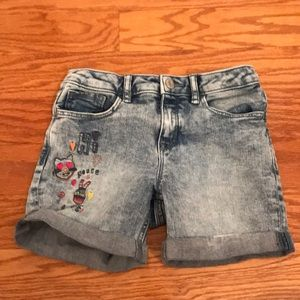 Gap Kids Jean Shorts!